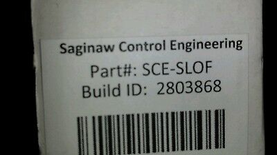 Saginaw Control Sce-Slof Led Strip Light New In Box