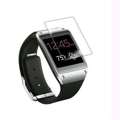 5x CLEAR Screen Protector Guard Cover Film For Samsung Galaxy Gear V700 Film