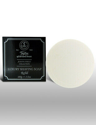 Taylor of Old Bond Street Jermyn Street Luxury Shaving Soap Refill 100g 01058