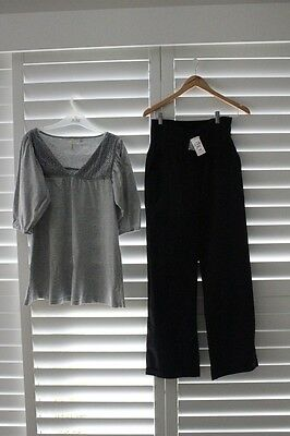 BNWT Target pants and gorgeous PIPER maternity top! size 12  rrp$ 89.95