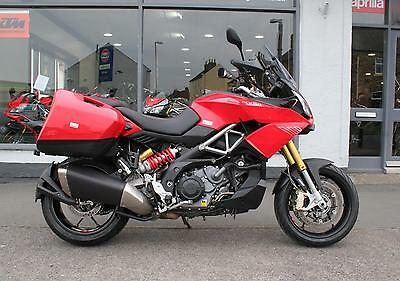 2015 Aprilia Caponord 1200 - RED At Teasdale Motorcycles