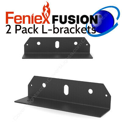 Feniex Fusion L-Bracket/ Public Safety/LED Lights/ Mounting Bracket