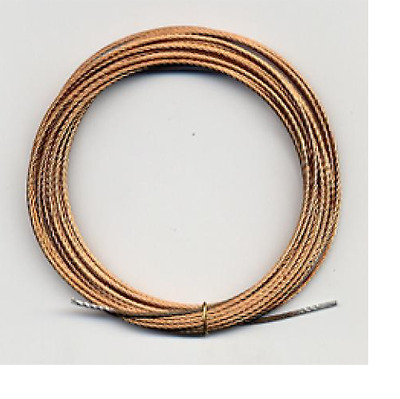 Office Dial Phosphor Bronze Clock Line 1.70mtr dia 1.50mm Repairs - CL24
