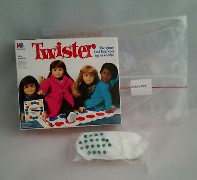 American Girl Twister Game retired for doll