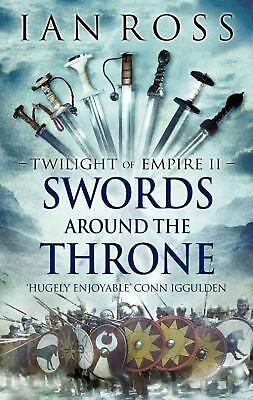 Swords Around the Throne by Ian Ross Paperback Book