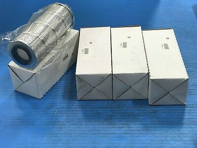 Lot of 4 New Grainger 1R440 40 Micron Hydraulic Filter Parker 10MF40SA 10C (I6)
