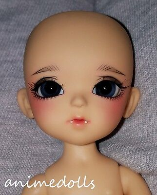 Lati Doll Yellow 16cm Bat Children ver. 'Banya' Vampire Lumi in TAN Skin BJD