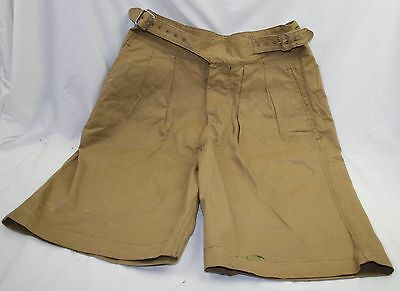 Wwii Style British Tropical Shorts Royal Nigerian Army