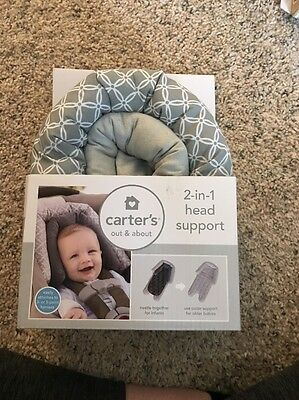 Carter's 2 In 1 Head Support