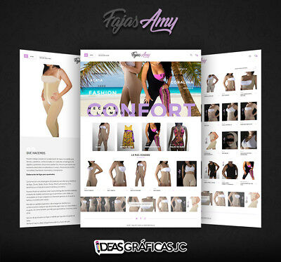5 Page Professional Web Site Design Services Responsive - Free Domain & Hosting