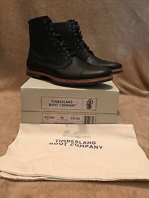 Timberland Boot Company Bardstown Cap Toe Men's Boots Nine Iron Size 8 A1A1V