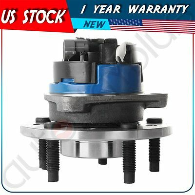 NEW Front Wheel Hub & Bearing w/ABS For Grand Am Chevy Malibu Cutlass Alero