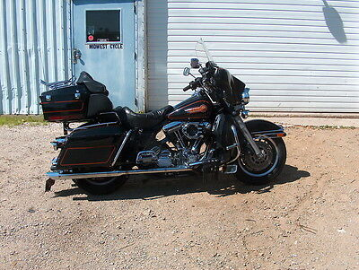 1989 Harley-Davidson Touring  1989 HARLEY DAVIDSON FLHTC  CLASSIC ELECTRA GLIDE