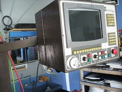 MILLTRONICS CNC VERTICAL MILL WORKS GREAT 220 single phase or 220 3 phase