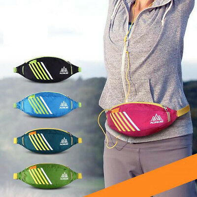 [NEW] 1Color Only Outdoor Sport Running Waist Bag High Capacity Waterproof Climb