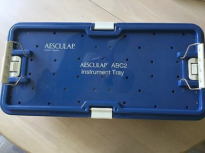 Aesculap ABS2 Instrument Tray MC893