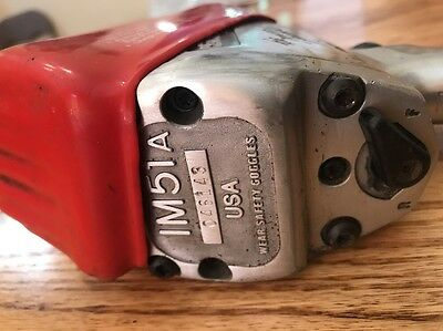 Snap On Tool USA 1/2 Inch Drive Impact Wrench Heavy Duty Air/pneumatic Gun IM51