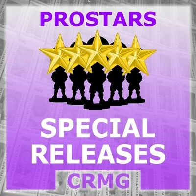 CRMG Corinthian ProStars SPECIALS MISCELLANEOUS (choose from list)