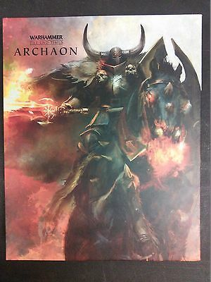 Warhammer The End of Times -  Archaon - 2 book Boxset