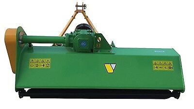 """Flail Mower 76"""", EFGC-195 from Victory Tractor Implements"""