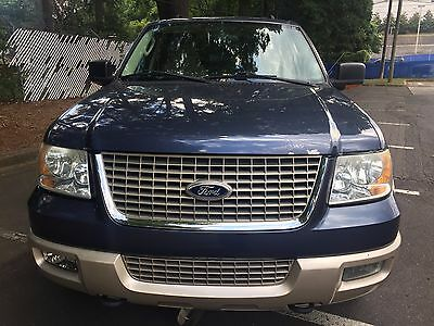 2005 Ford Expedition Eddie Baurer 2005 Ford Expedition Eddie Baurer 4X4 Sunroof Third Row Runs and drives well NR