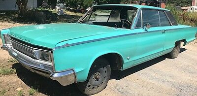 1966 Chrysler New Yorker Hardtop 1966 Chrysler New Yorker 2 door Hardtop