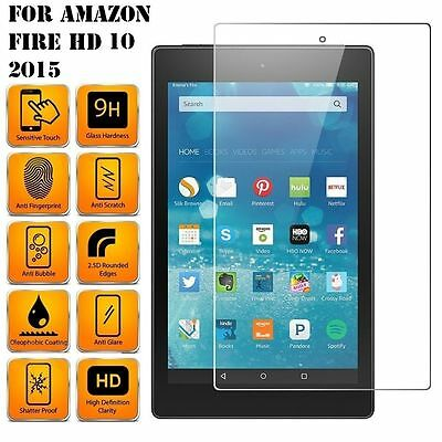 Premium Tempered Glass Screen Protector Film For Kindle HD 6 7 8 10 Voyage Oasis