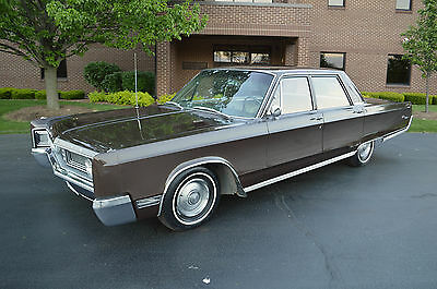 1967 Chrysler Newport  True bard find! Super original and unmolested example in amazing condition.