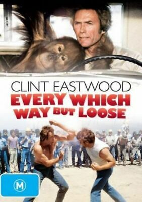 Every Which Way But Loose  DVD R4