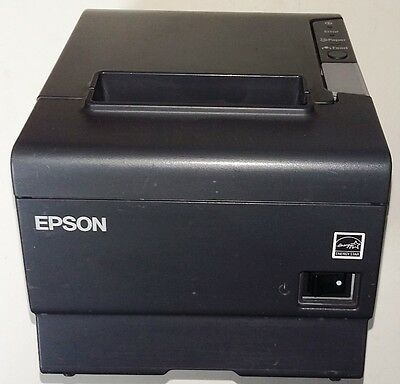Epson TM-T88V Thermal Receipt Printer (M244A)+ Adapter