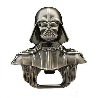 Creative Fashion Lord Darth Vader Wine Beer Drink Bottle Opener Metal Alloy Gift