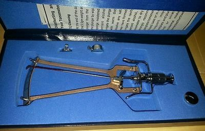 4 X BRAND NEW  RIESTER SCHIOTZ TONOMETER FOR OPTOMETRY  bvcx
