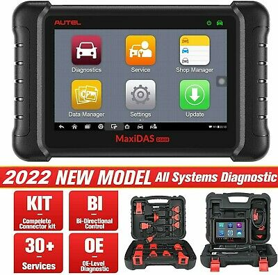 Autel MaxiDAS DS808K OBD2 Diagnostic Tool Code Reader Scanner Key Programming