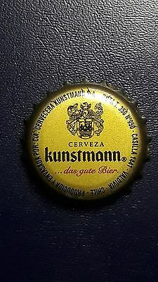 Caps Chile Beer Kunstmann, Excellent state (1)