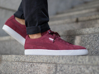 0271d8265d5 CHAUSSURES HOMMES SNEAKERS Puma Suede Classic  356568 81  - EUR 68 ...