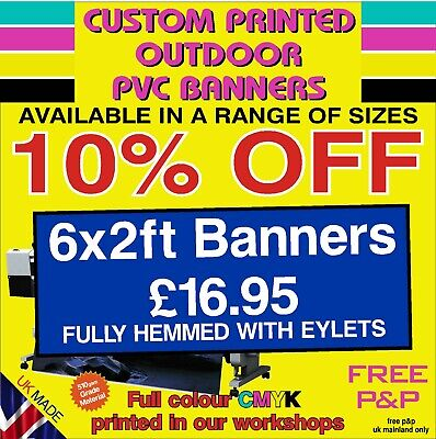 Pvc Banners Outdoor Heavy Duty Custom Printed Advertising Pvc Banner Sign