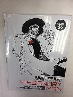 Judge Dredd Mega Collection Graphic Novel Issue 66 Missionary Man Preach Skies