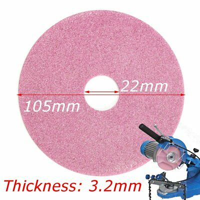 Grinding Wheel Disc For Chainsaw Sharpener Grinder 3//8/'/' .325 Chain Cutting Tool