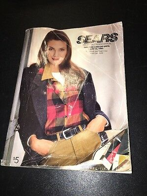Sears 1992-1993 Fall/winter Annual Catalog Great Reference Book