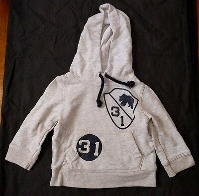 Country Road Baby 6-12 Months Hooded Jumper Top