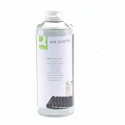 Q-Connect HFC-Free Air Duster 400ml, for easy cleaning [KF04499]