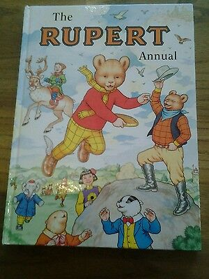 The Rupert Annual No 64 1999 edition