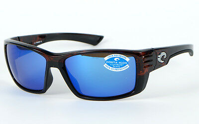 01c4bb66617 Costa del Mar Cortez Sunglasses CZ 10 BMGLP - Tortoise Blue Mirror Glass  400G