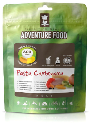 Adventure Food Ready To Eat Dry Meal...Pasta Carbonara