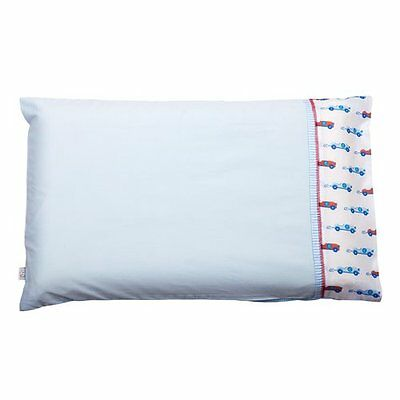 Clevamama Replacement Baby Pillow Case  Blue