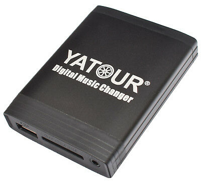 Yatour USB MP3 Adapter BMW E46 E39 E38 E53 Z4 für 16:9 Professional Navigation