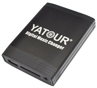 USB Aux Adapter Pioneer DEH KEH MEH IP-Bus SD Interface CD-Wechsler