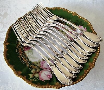 BEST Value..Classic French Sterling Silver Flatware Set..20 Pcs..Forks & Spoons