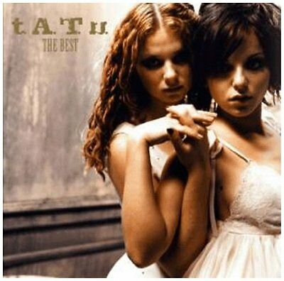T.a.t.u. - The Best  (standard Version) NEW CD