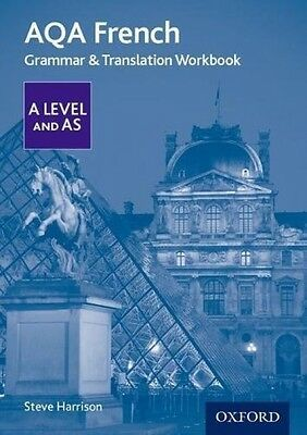 AQA A Level French: Grammar and Translation Workbook (Paperback)